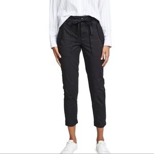 VINCE Twill Crop Utility Pant